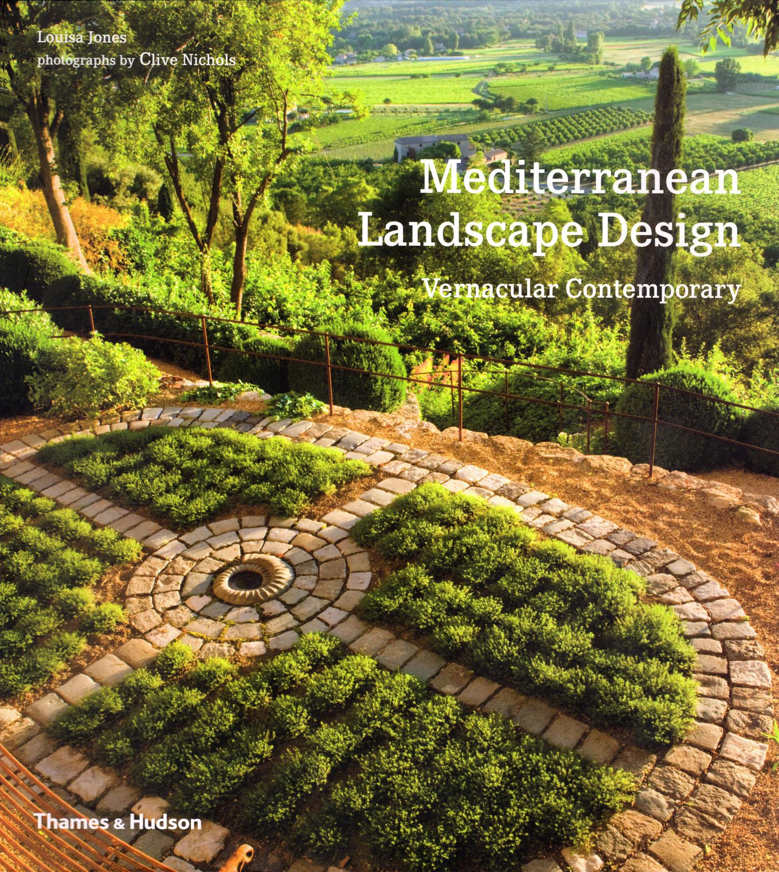 Mediterranean Style Landscaping: Caruncho Garden & Architecture